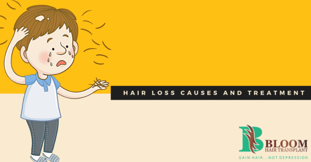 Hair Loss Causes and Treatment - Few Crucial Things To Know